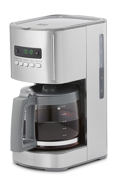 amazon com kenmore 40706 12 cup programmable aroma control coffee rh amazon com Kenmore Model 790 Electric Range Kenmore Model Numbers