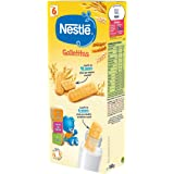 Nestlé Galletitas Para bebés a partir de 6 meses - Caja de Galletitas Para bebés de