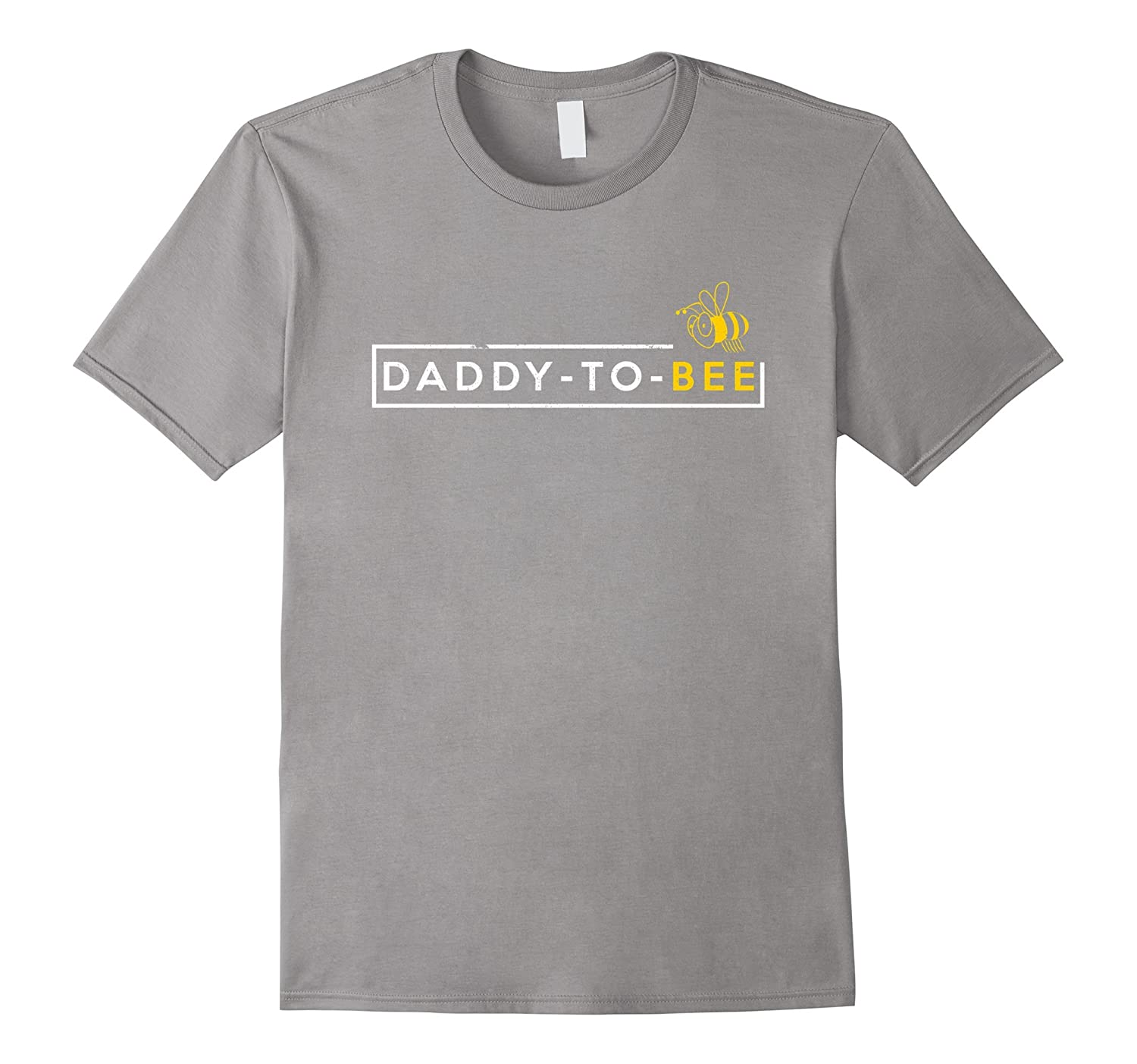Mens Daddy To Bee New Dad Gifts New Dad Tshirt-TH