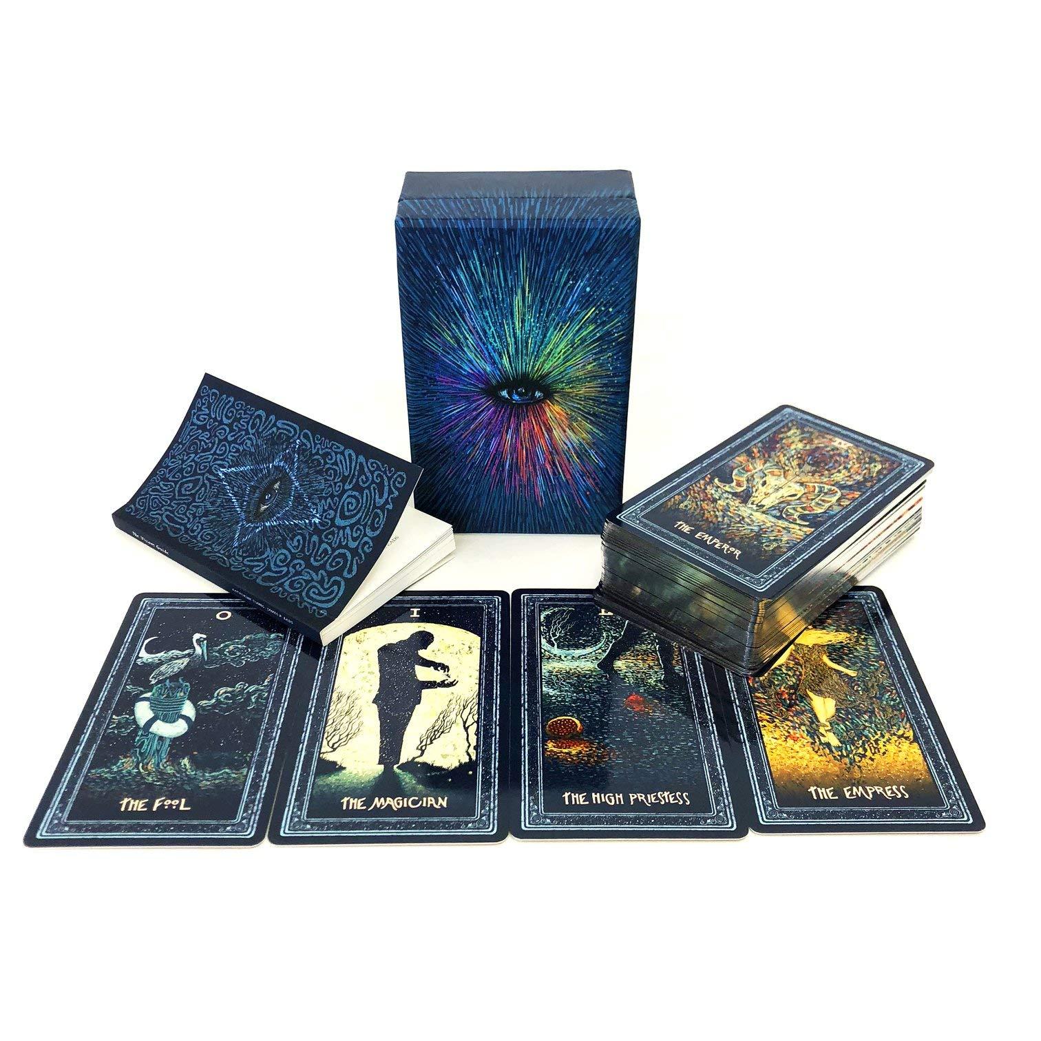 Prisma Visions Tarot (Fourth Edition by Prisma Visions Tarot (Image #1)