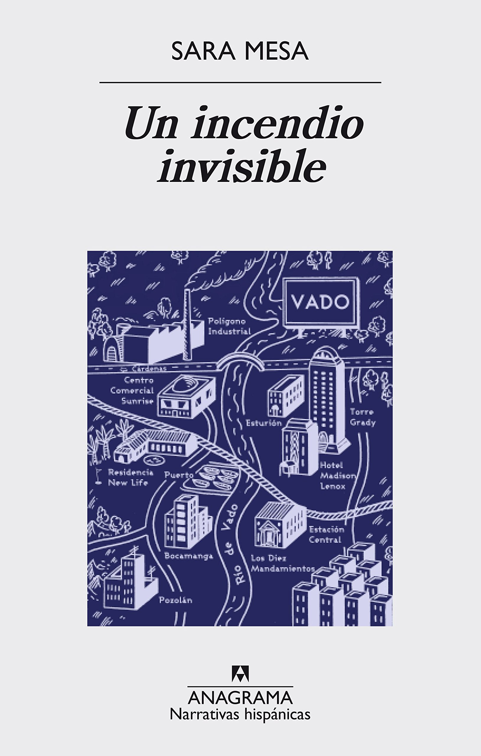 Un incendio invisible (NH): Amazon.es: Mesa, Sara: Libros