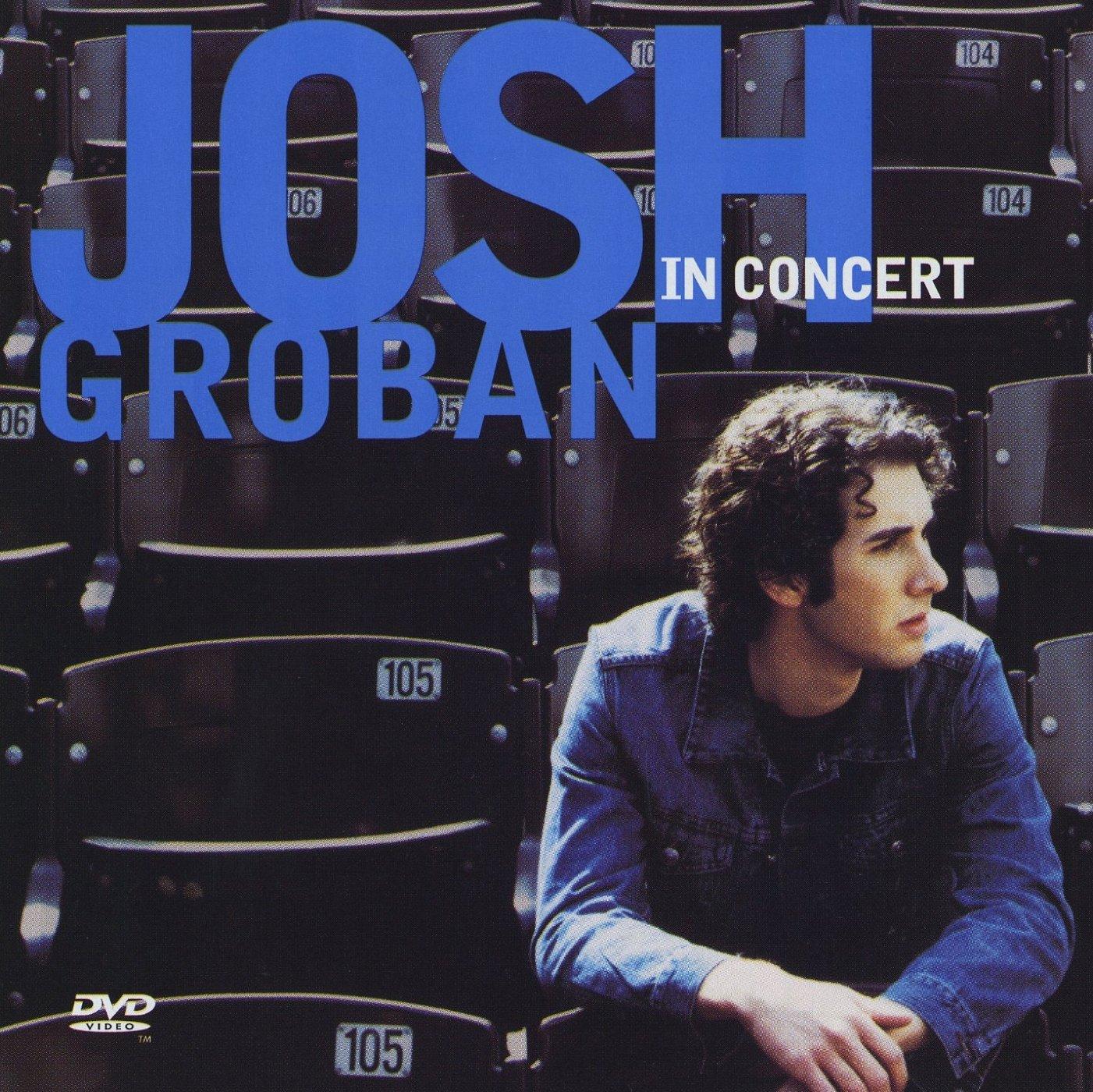 Josh Groban in Concert by GROBAN,JOSH