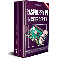 2 IN 1 : Rasberry Pi Master Series : Beginners Guide + Projects Workbook ( Rasberry Pi 4 Updated 2020) (English Edition)