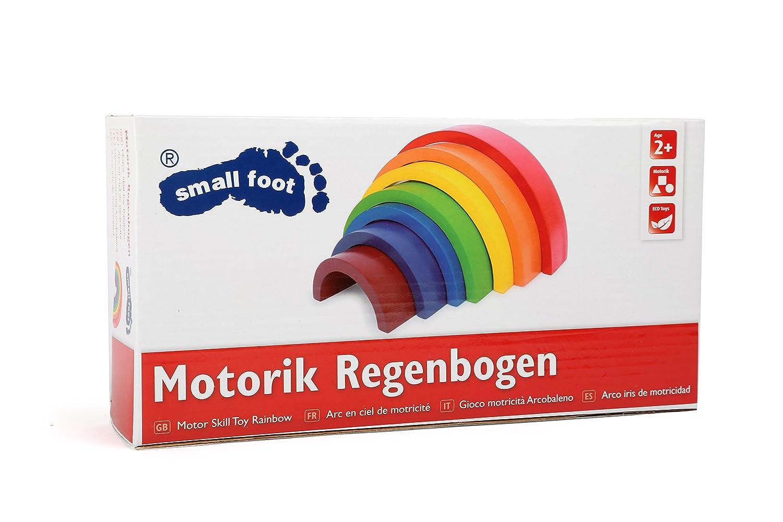 Motorik Regenbogen Sonstige Holzspielzeug