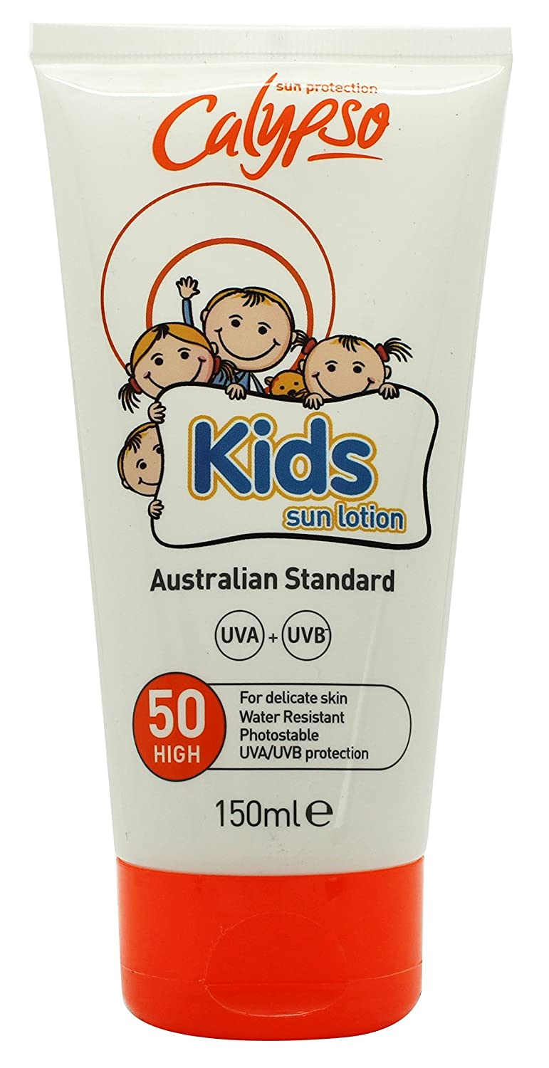 Calypso Sun Lotion Kids SPF50 Linco Care Ltd CYCAL50KT