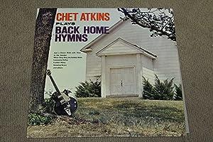 CHET ATKINS - plays back home hymns RCA 2601 (LP vinyl record)