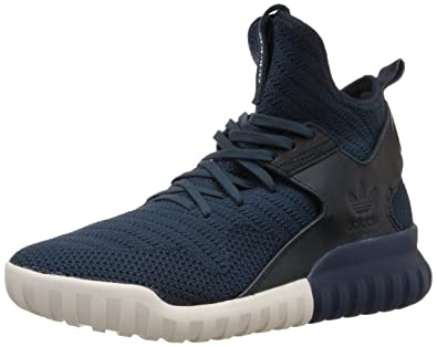 adidas Tubular X Knit Black Carbon Solid Grey  im Angebot