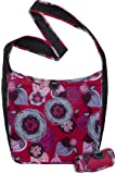 ChicoBag Sidekick Cross-Body Reusable Shopping Tote/Grocery Bag with Pouch