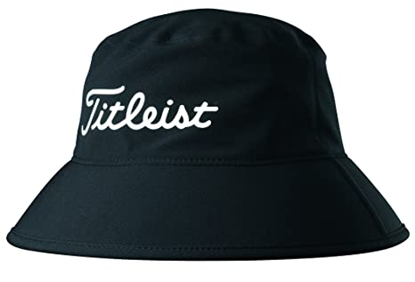 f13251cff3f Image Unavailable. Image not available for. Color  Titleist StaDry  Waterproof Bucket Hat (Small Medium)