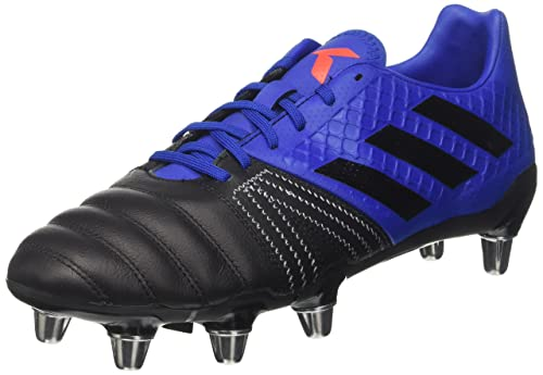 abe910bdab84 adidas Men's Kakari Elite Sg Rugby Shoes, Blue (Collegiate Royal/core Black/
