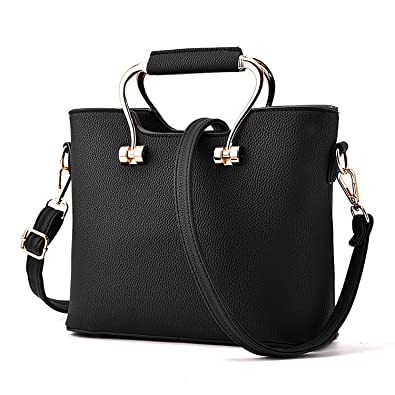 XYH PU Fashion 3 in 1 Cross Body Bags Satchel, Top-Handle Bags For ...