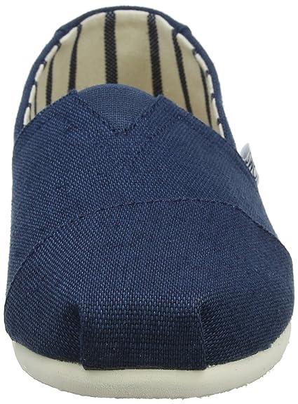 7ecc8e578f7 Toms Men s Classic Majolica Blue Casual Shoe 10 Men US  Amazon.com.au   Fashion