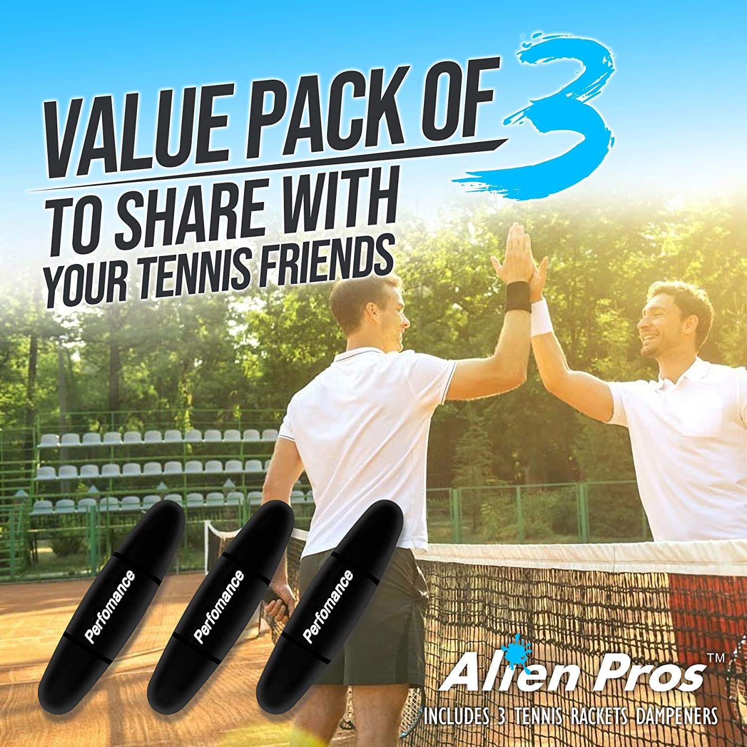 Amazon.com: Alien Pros Performance - Amortiguadores de ...