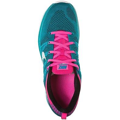 277d9b0c2b336 Nike Men s - Nike Flyknit one+ RARE - 554 887 414 -Turquoise Black Pink   Amazon.co.uk  Shoes   Bags