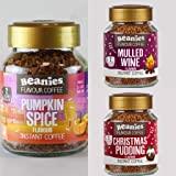 Beanies Instant Winter Mix Coffee Set