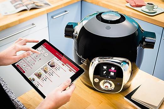 Moulinex Cookeo Connect-Robot de Cocina (Capacidad 6 litros ...