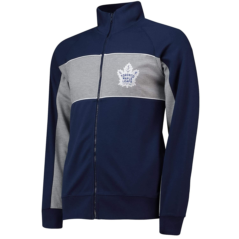 Fanatics NHL Toronto Maple Leafs Cut Sew Track Jacket Jacke