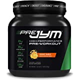 Pre JYM Pre Workout Powder - BCAAs, Creatine HCI, Citrulline Malate, Beta-Alanine, Betaine, and More   JYM Supplement Science