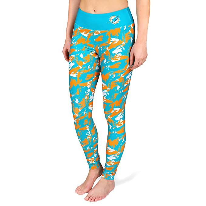 64232bbb02798 Amazon.com : FOCO NFL Womens Shatter Repeat Print Legging : Clothing