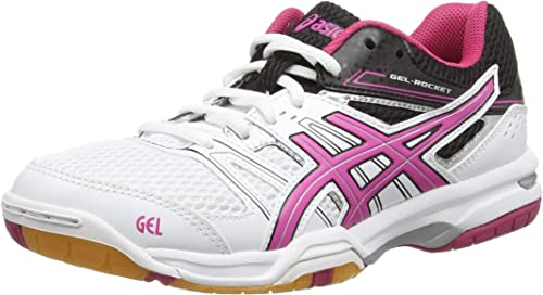 ASICS GEL ROCKET 7 Women's Multi Court Shoes (B455N)