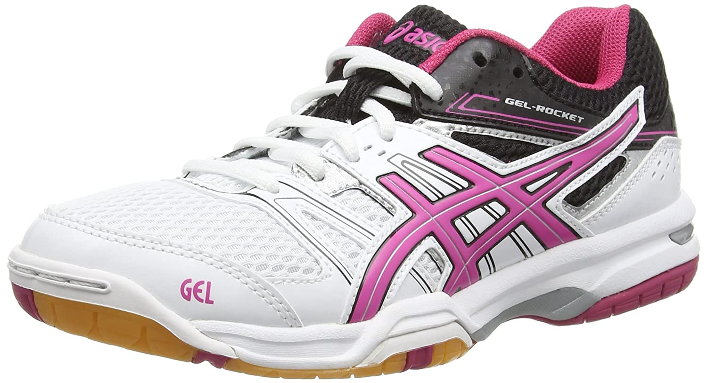 ASICS Gel-Rocket 7 - Zapatillas de Voleibol para Mujer B455N