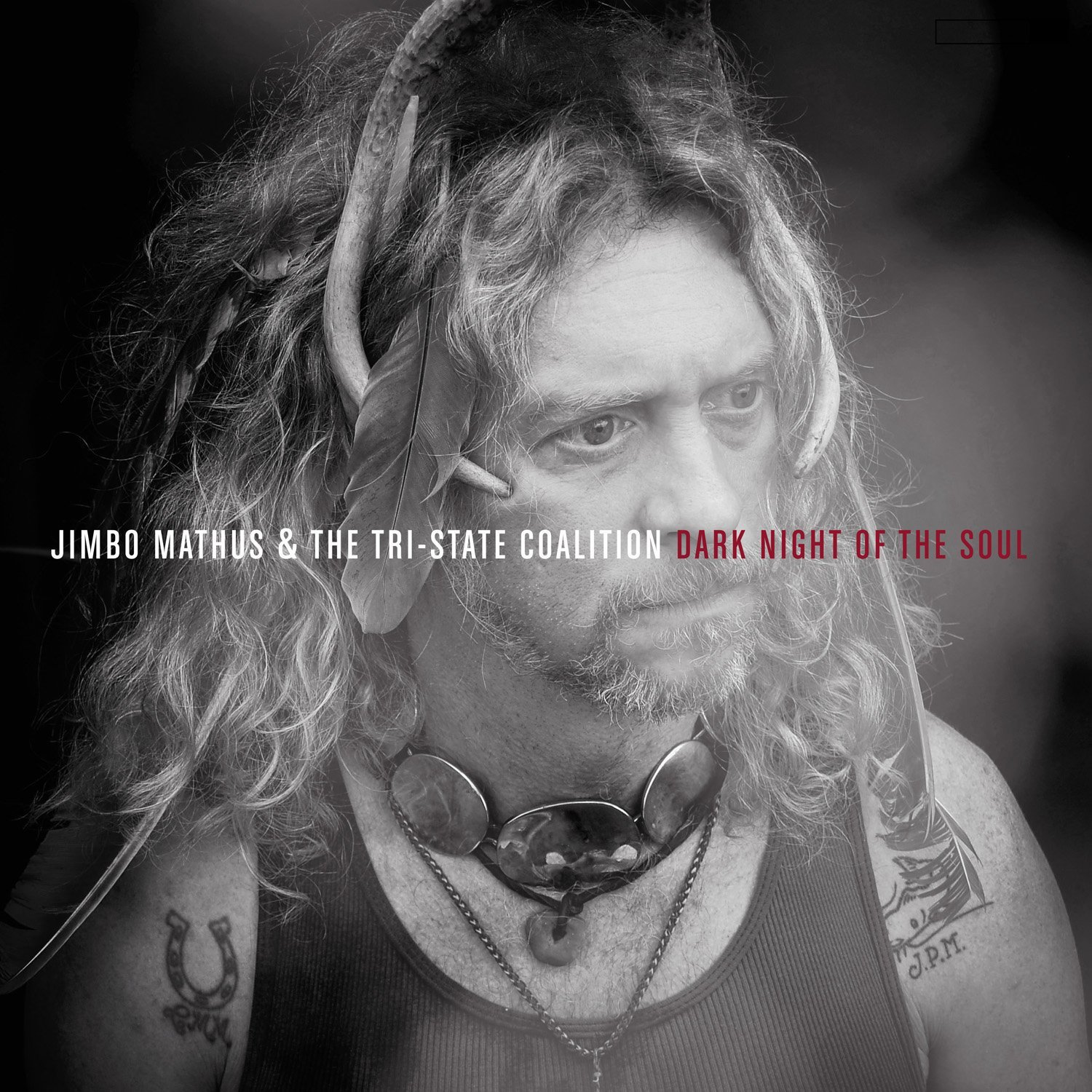 Vinilo : Jimbo Mathus - Dark Night Of The Soul (LP Vinyl)