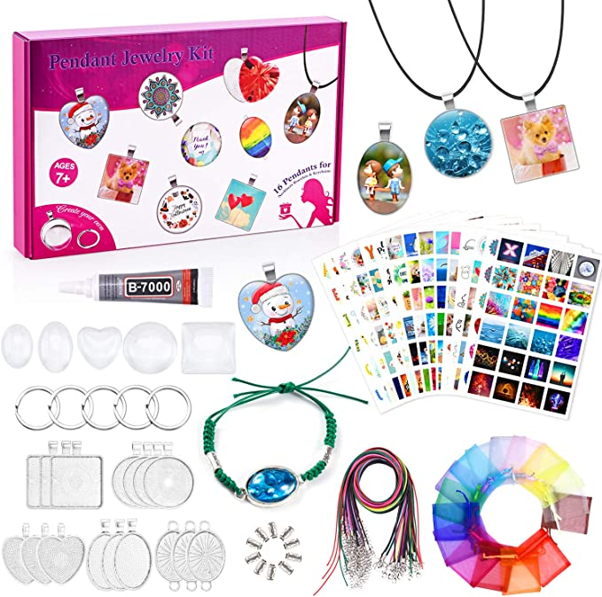 Girls Jewelry Making Kit