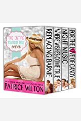 The Candy Bar Complete - 4 book box set: Candy Bar Series