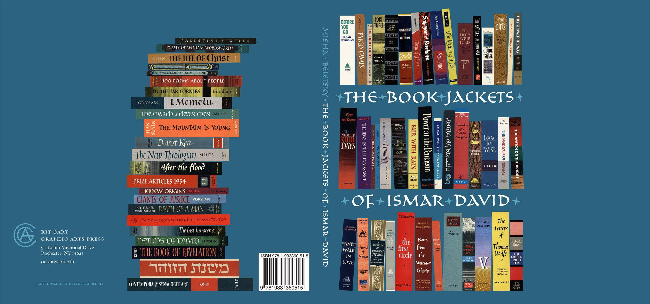 Download The Book Jackets of Ismar David ebook