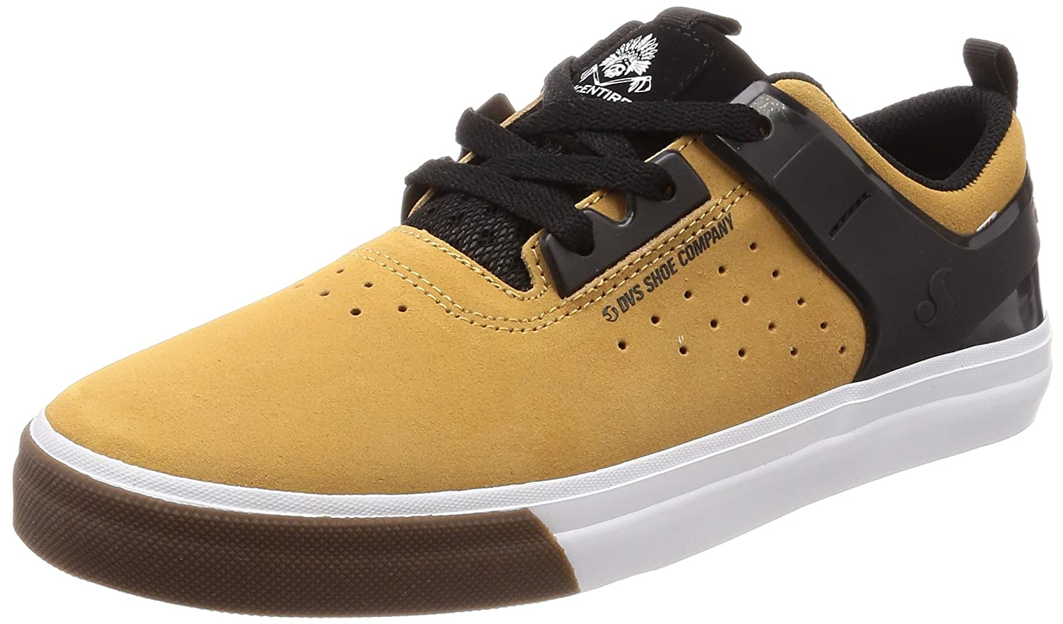 DVS Skateboard Shoes Cinch CT Chamois Suede 9 D(M) US|Chamois Suede