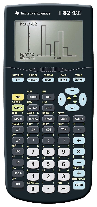 Texas Instruments TI-82 STATS Taschenrechner TI-82STATS