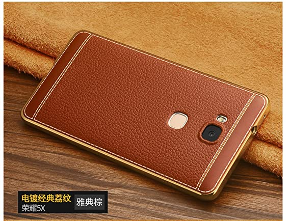 Amazon.com: Huawei Honor 5X Case, Manyip Leather Case,Ultra ...