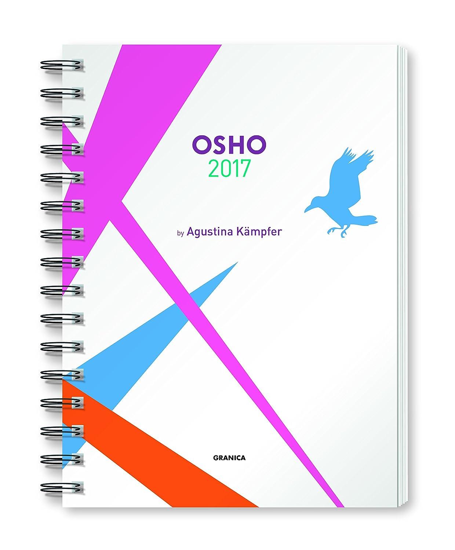 Ediciones Granica Osho Anillada Águila - Agenda 2017: Amazon ...
