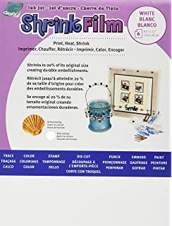 Amazon.com: Shrinky Dinks Creative Pack 6 Sheets for Ink Jet ...