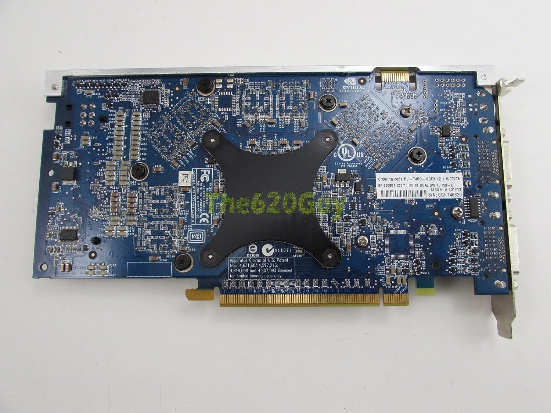XFX PV-T45G-UDF3 NVIDIA GeForce 6800 GT 256MB GDDR3 256-Bit PCIe x16 Video Card