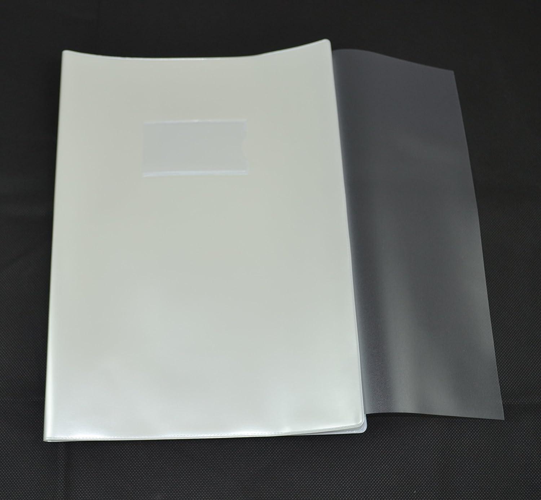 Colorosa - Copertina Quaderno A4, Bianco Riplast