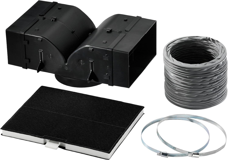 1.36 kg, 1.6 kg Siemens LZ53850 Negro Accesorio de hogar