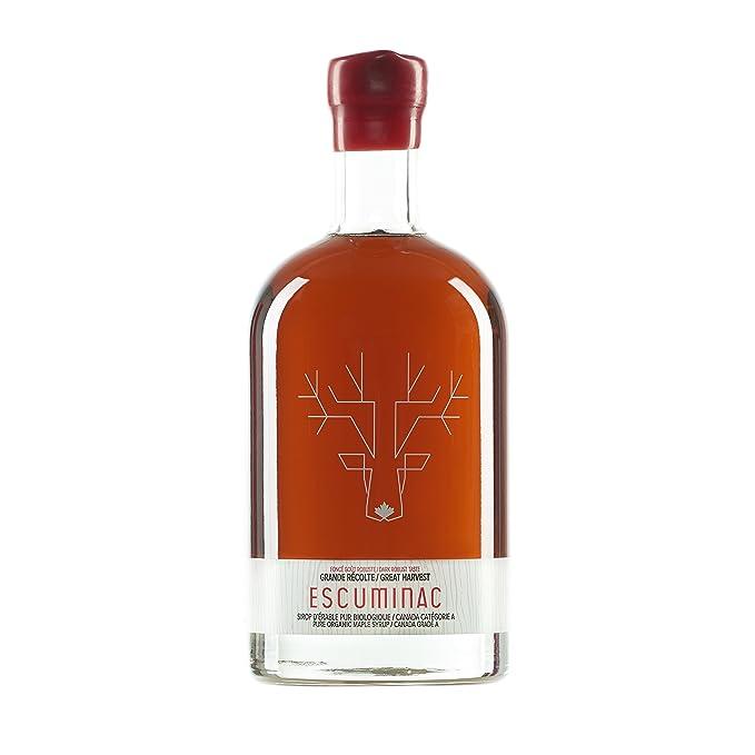 1 opinioni per Escuminac Sciroppo D'acero Canadese Puro- Great Harvest- 500 ml