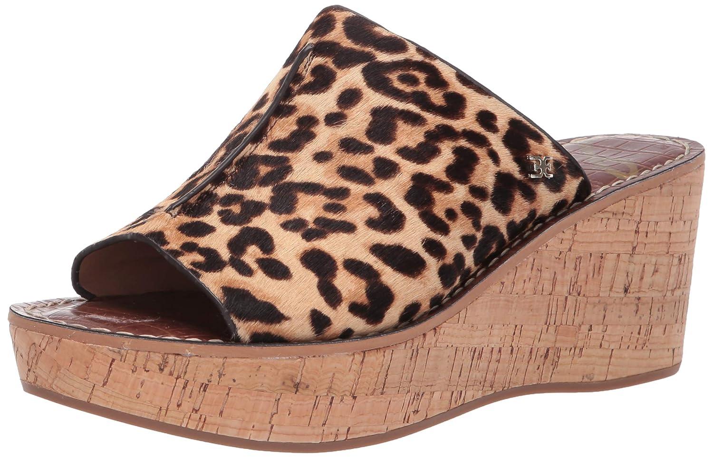 Sand Leopard Sam Edelman Women's Ranger Wedge Sandal