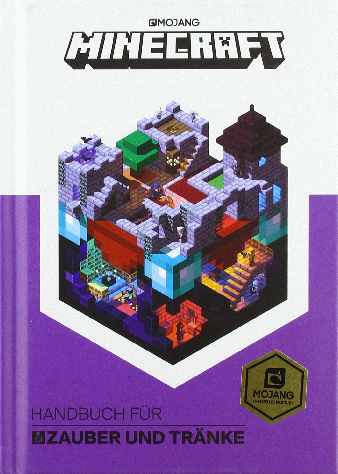 Minecraft, Handbuch für Zauber und Tränke: Amazon.de: Josef Shanel ...