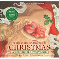 The Night Before Christmas Press & Play Recordable Storybook: Record Your Family's Night Before Christmas with this New…