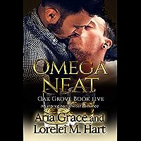 Omega Neat: An MPreg Nonshifter MM Romance (Oak Grove Book 5) (English Edition)