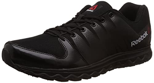 8c278c2b0 Reebok Men s Cool Traction Black Running Shoes - 9 UK India (43 EU ...