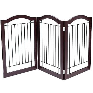 Amazon.com: La mejor puerta de alambre para perro de ...