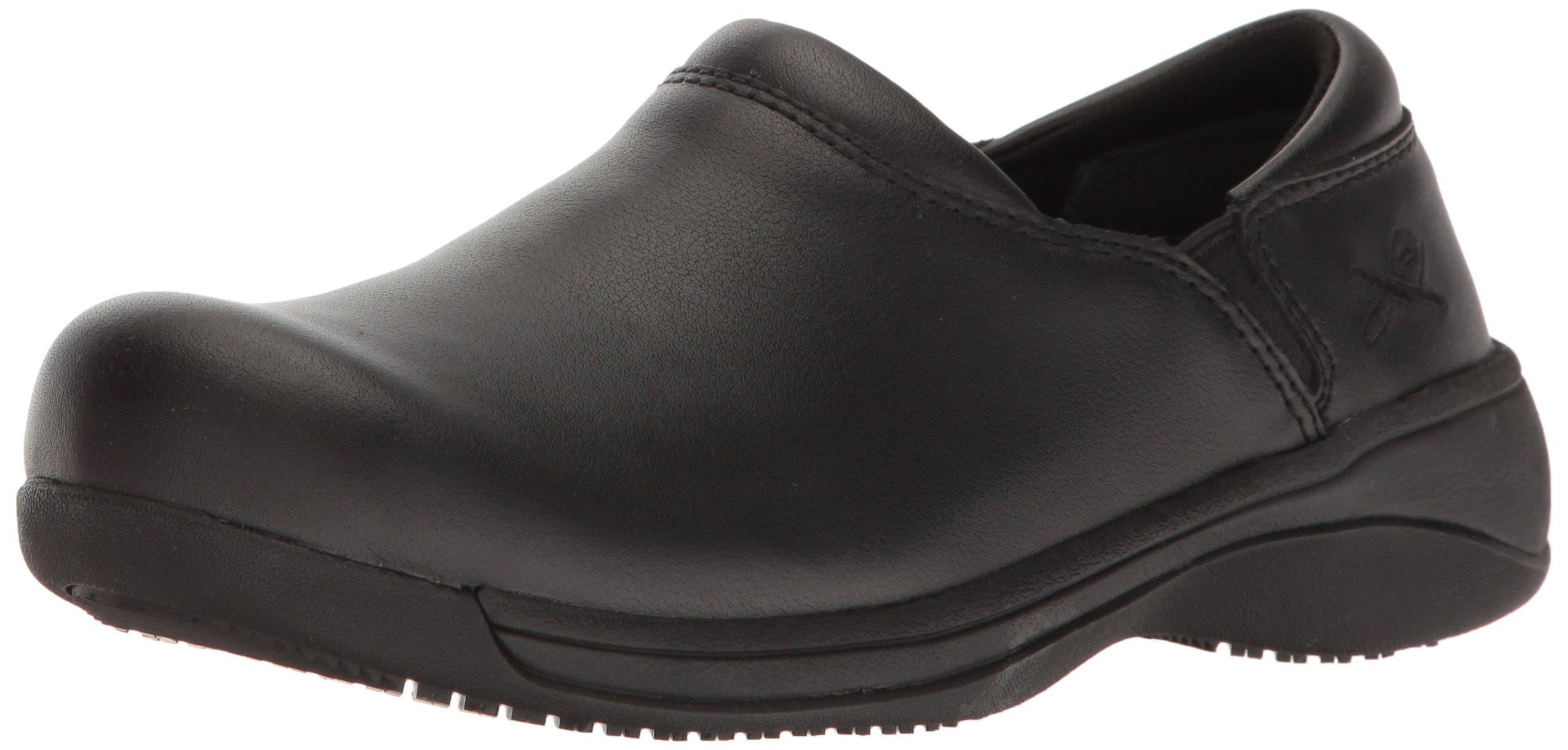 MOZO Women's Forza Food Service Shoe, Black, 9.5 B US by MOZO