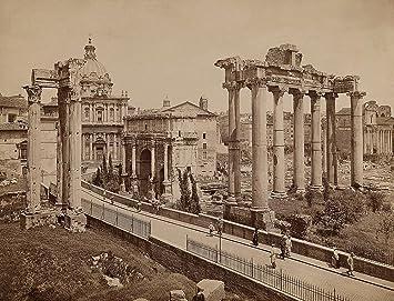 Roman Forum Italy Wallpaper Wall Mural Self Adhesive Multiple