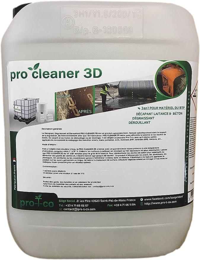 Pro Cleaner 3d – 10L – disolvente decapante 3 en 1 – Lecha ...