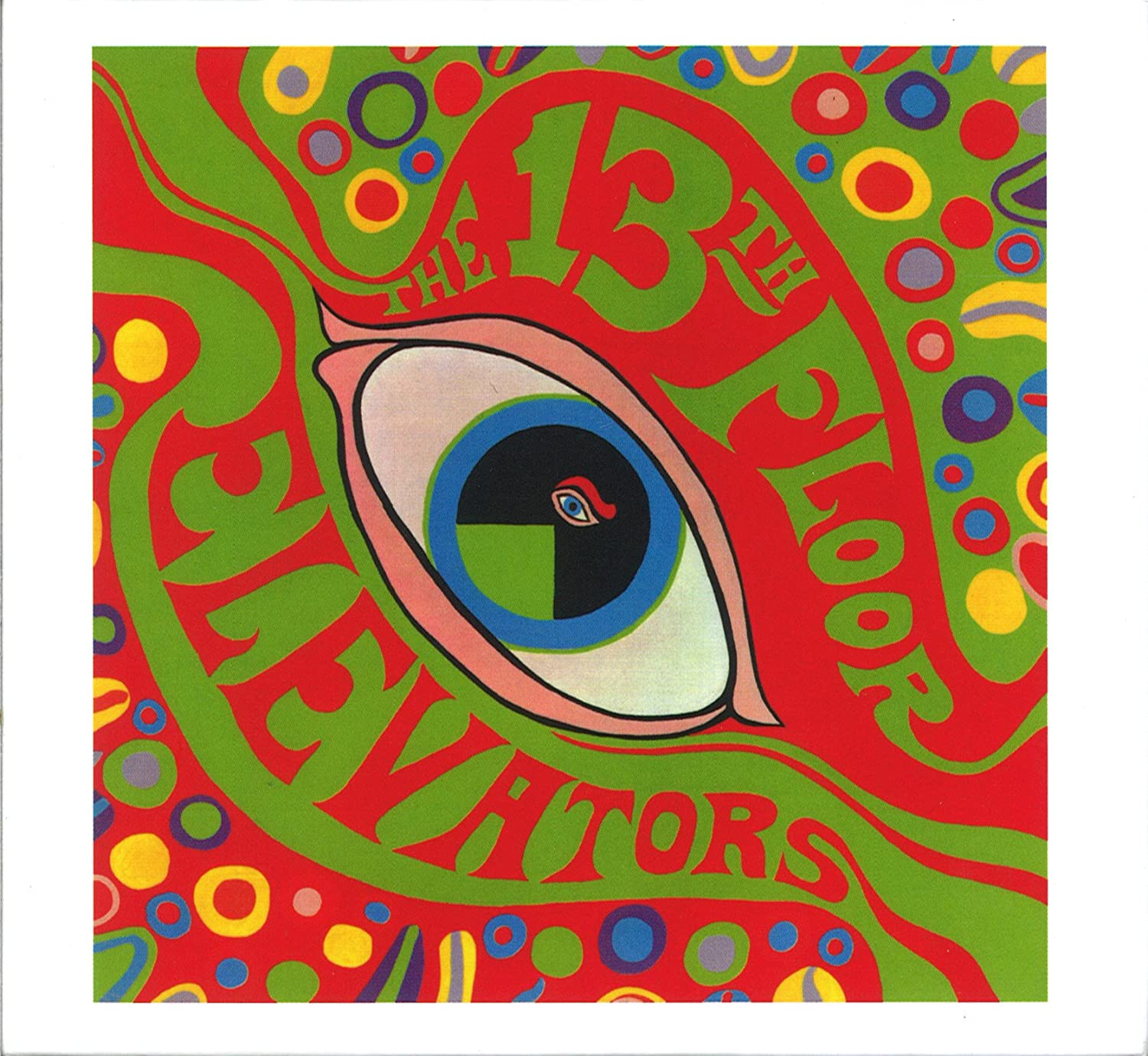 Amazon | PSYCHEDELIC SOUNDS OF(DEL | 13TH FLOOR ELEVATORS | 輸入盤 ...
