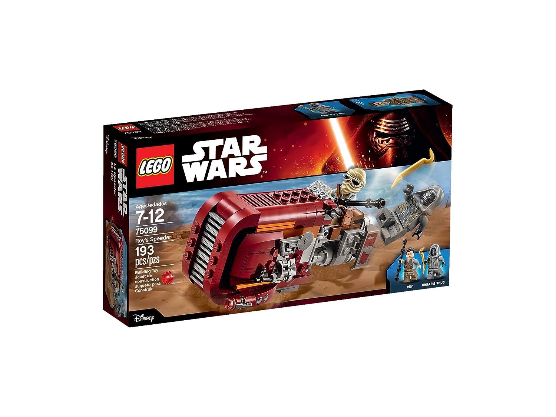 Amazoncom Lego Star Wars Reys Speeder 75099 Star Wars Toy Toys