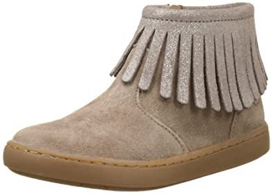 a6b4a92c837a7 Shoo Pom Play Fringe, Bottines Indiennes Fille, Beige (Taupe Platine),